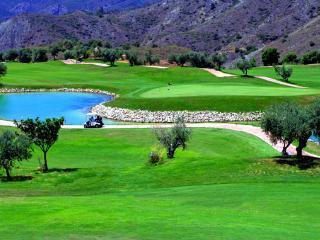Standing dans Golf, Alhaurin el Grande