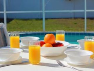 Breakfast in your private vacation home rental near Walt Disney World!