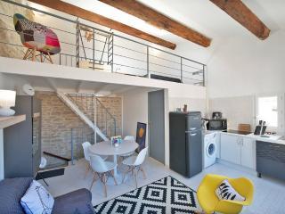 Duplex- centre de Nîmes