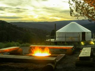 Zion Backcountry Yurt