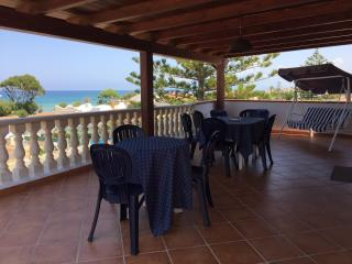 Beautiful top floor with amazing view on the sea, Alcamo