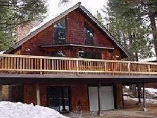 3 Bedroom Cabin in South Shore, South Lake Tahoe