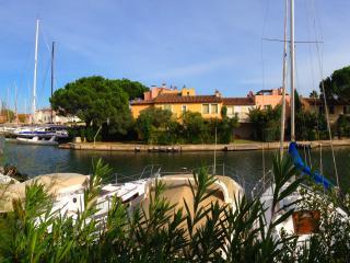Appartement avec vue près St-Tropez, Port Grimaud