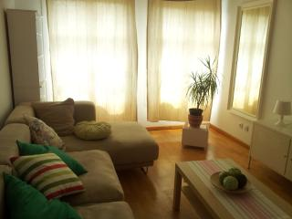 Sala de estar, Muy soleado.