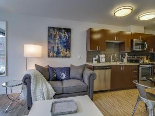 Modern, well-appointed condo near Lake Union & Space Needle!, Seattle