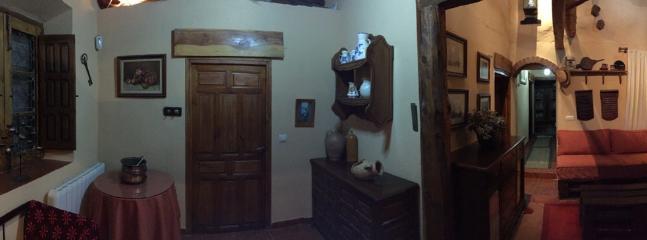 Panoramica ( Recibidor y Salon )