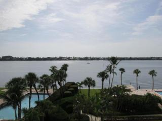 Gorgeous Apt with Awesome Palm Beach & Water View