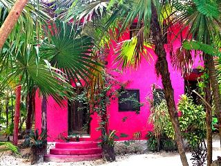 Frida House at the beach groundfloor, Tulum