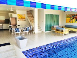 New Apt-Villa w/ Private Pool & 70m from Beach, Surat Thani