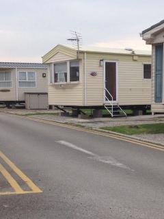 Our caravan is situated close to all amenities!