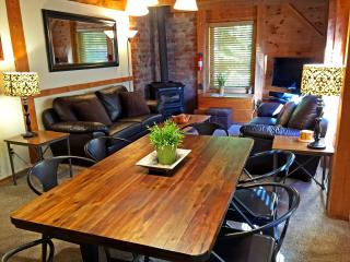 The Cabin at Killington: Right Unit. Awesome. Ski.