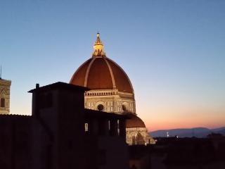 Appartamento panoramico vista Duomo, Firenze