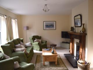 Lots of room to relax, sitting room with smart TV and DVD