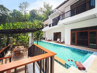 Patong Hill Estate Seven Bed Private Pool Villa