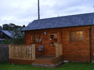 1 bedroom, log cabin for rental in Cults, Aberdeen