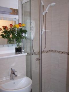 Locka Old Hall Cottage has a shower room.