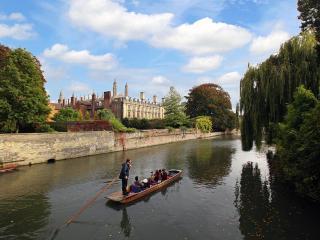 Cambridge Retreat