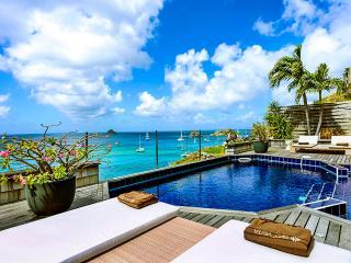 Sky Vista, Sleeps 2, Gustavia
