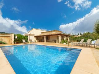 Villa with private pool in Pollensa (Marina)