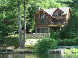 Vermont Swim & Ski Vacation Rental on Lake Rescure, Ludlow
