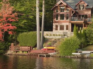 Luxury Lakefront Home near Okemo