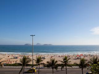 3 bedroom Oceanfront Apartment in Ipanema (#314), Rio de Janeiro
