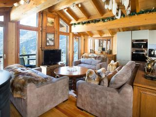 Stirling Luxury Chalet, Sleeps 8, Saas-Fee
