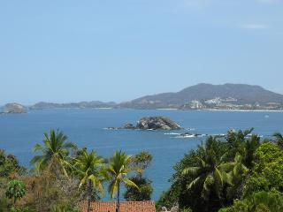 Lovely 1BR. Apartment - Stunning Ocean Views-Pool, Ixtapa/Zihuatanejo