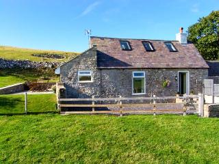 HAFAN HAYDN, detached cottage, with multi-fuel stove, off road parking, and gard