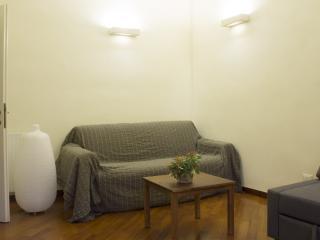 living room con divano letto a 2 posti