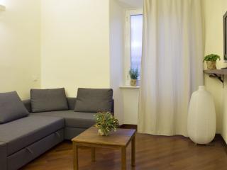 living room con divano letto 2 posti