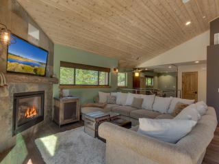 Meadow Beach Basecamp - Modern Luxury, Walk To Lake, Spa, Wifi, Grill, South Lake Tahoe