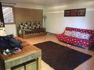 Great two-bedroomed apartment in Chalet de Wengen