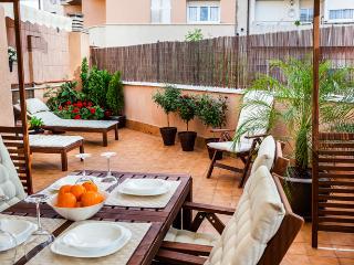 Hermosa casa con gran terraza, Barcelona