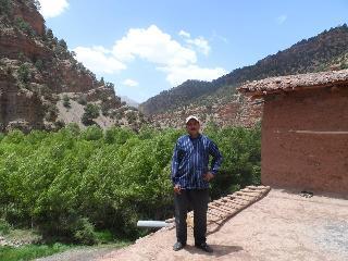 Hebergement, Randonnee, Trekking a Tassaout Maroc