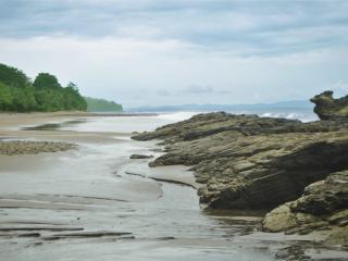 Ideal para familias y grupos , vista al mar, Uvita