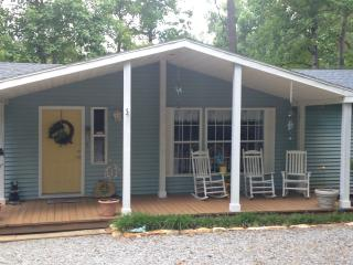 Lake Gaston water front 5 bed home w private dock