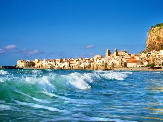 Charming Beauty of medieval Cefalu...
