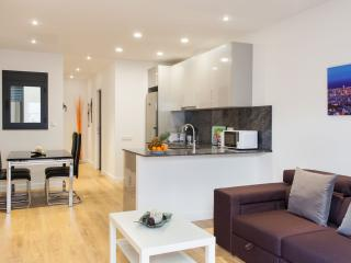 Gran Terraza de San Pau apartment in Eixample Dreta with WiFi, air conditioning,