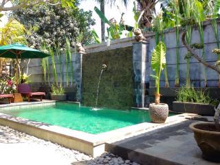 Uma padi villa three bedroom private pool villa
