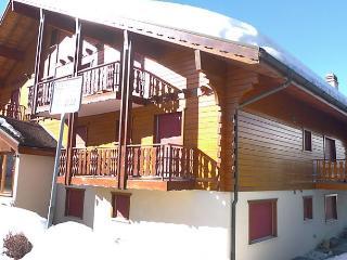 La Joie, Crans-Montana