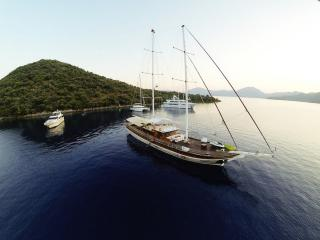 Platin Yachting Yacht Charter in Turkey TR001, Fethiye