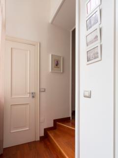 gradini per accesso salotto