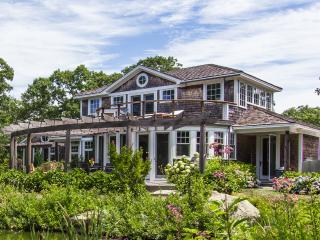MCAUM - Thoughtfull Architectual Design set Amidst an Estate Property, Bordered by Stonewalls,  Beautiful Vistas from all Areas of the House,  Elegant yet Casual interior,  Sensational Chef's Kitchen, West Tisbury