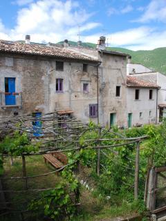 Piazzetta Amorevole's houses