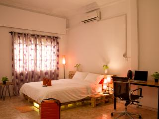 Roserb Home - Large Room, Central Phnom Penh