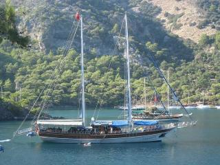 Platin Yachting Yacht Charter in Turkey TR002