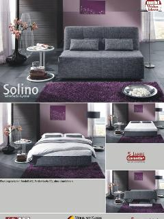 imported from Germany 'nehl' sofabed that give u a good sleep.