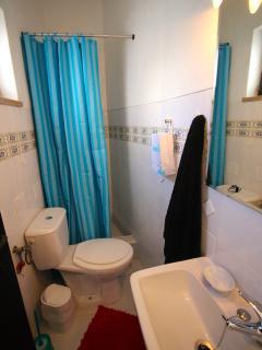 Badezimmer 1 Etage