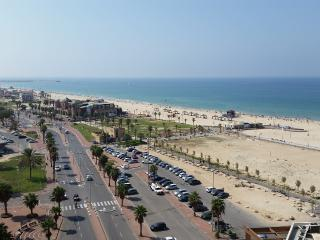 HaTayelet Apartment in Ashdod on the beach